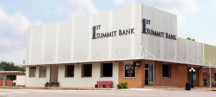 Bank from Anywhere with First Summit Bank
